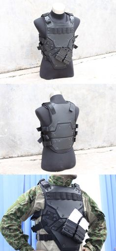 Body armour.
