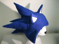 Sonic Hat!!!!!!!!!!!