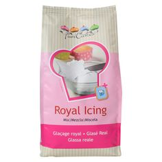 Mix voor Royal Icing   FunCakes