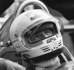 RENE ARNOUX #F1 #Formula1 #GrandPrix #GrandPrixF1 #Ferrari #Renault #Surtees #Martini #Ligier http://www.snaplap.net/driver/rene-arnoux/