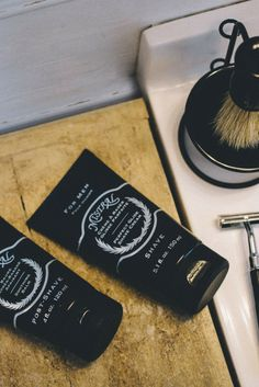 Mistral's men's skincare and shaving line available at TreeHouse of Smyrna