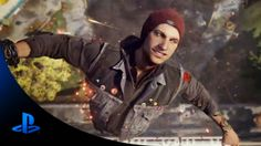 InFAMOUS-Second-Son-Exciting-New-30-Second-TV-Spot=Playstation-4  Sucker Punch have revealed their latest 30 second TV commercial today, showcasing gameplay from the super next-gen title InFamous Second Son.  #PS4 #Playstationgames #InfamousSecondSon #NewTVSpot