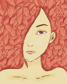 That Lady #digital#illustration#lady