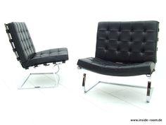 Tughenhat Chair  Ludwig Mies van der Rohe