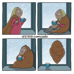 Russian Artist Illustrates Annoying Girl Problems And Other Things In 30 Comics (New Pics) Funny Cartoons, Funny Comics, Funny Memes, Hilarious, Girl Problems Funny, Cute Monsters Drawings, Annoying Girls, Cute Jokes, Prince Charmant