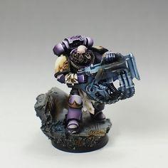 Warhammer 40,000 Models : Photo