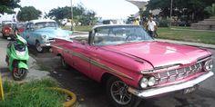 #Cabrio #Kuba © Luchanta Draskowitsch