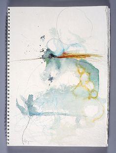 San Francisco Notebook for Paul pg4 by Alyn Carlson, via Flickr