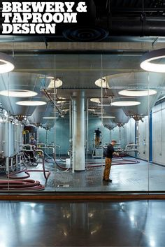 Brewery & Taproom Design
