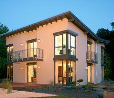 Perfekt Bravur 550   Musterhaus Bad Vilbel Von Finger Haus Hat 5,5 Zimmer Verteilt  Auf 177 M² ➤ Auswahl Von Weiteren Luxushäusern Mit Preis Findest Du Direkt  Beim ...