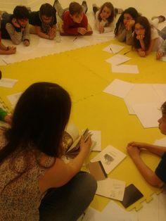 Autori in Città #4 Silvia Vecchini incontra i ragazzi per un laboratorio di poesia