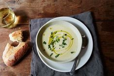 Celery Root and Apple Soup with Tarragon Recipe on Food52, a recipe on Food52