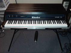 Rhodes Mark V 73 Electric piano