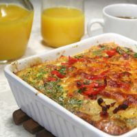 crocpot breakfast casserole
