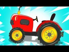 (49) Kids Play Time Português | Rimas para crianças | Trator carro Garagem | Tractor Car Garage For Kids - YouTube