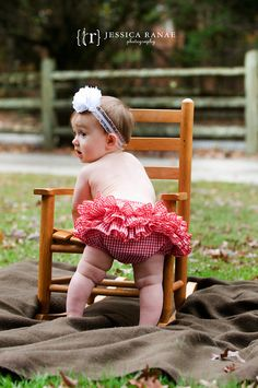 Need this!!!  Ruffle Bloomers Diaper Cover Sassy Fancy Pants by BloominBloomers, $25.00