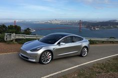 Tesla Model 3 (2017): Vorstellung