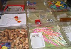 ELS CALAIXETS DELS DITS FINS Busy Bags, Manet, Light Table, Fine Motor, Classroom, Blog, School, Motor Skills, Montessori Trays