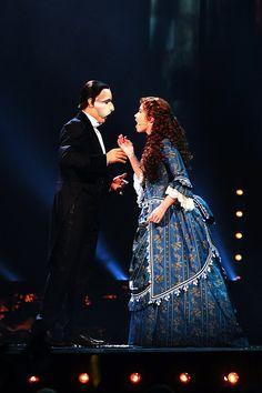 Phantom of the Opera - Sierra Boggess and Ramin Karimloo