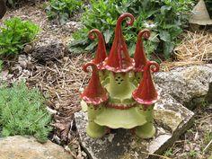 Magical Fairy Castle Toad House