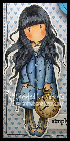 Vixx Handmade Cards: Gorjuss