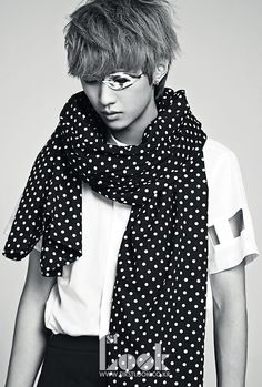 Jin Young - 1st Look Magazine Vol.46