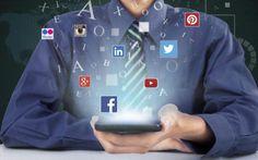 Las redes sociales corporativas no pueden ser utilizadas como...