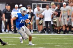 Middle Tennessee Blue Raiders vs. WKU Hilltoppers - 10/15/16 College Football Pick, Odds, and Prediction