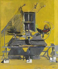 Artwork page for 'The Scales', Graham Sutherland OM, Graham, English Artists, British Artists, Tate Gallery, Art Database, Modern Artists, Source Of Inspiration, Fabric Painting, Printmaking
