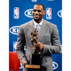TBT: 5/12/12  King James was named the MVP for the 3rd time in 4 seasons. He averaged 27.1 points 7.9 rebounds and 6.2 assists. #DHTK #REPRE23NT #DONTHATETHEKING