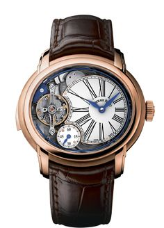 Audemars Piguet Millenary Minute Repeater w/ AP Escapement