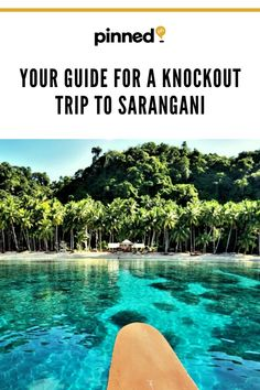 """If your knowledge of Sarangani is limited to its famed """"Fighting Congressman / Senator"""" Manny Pacquiao, it is time to pay this intriguing place a visit soon. Below are the must-do things in this province which claim to be """"Your Adventure"""". Tennis Quotes, Manny Pacquiao, Maria Sharapova, Serena Williams, Roger Federer, Winter Olympics, Snowboarding, Adventure Travel, Philippines"""