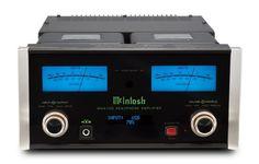 McIntosh Labs MHA100 Headphone/Audio Component Amplifier, Black