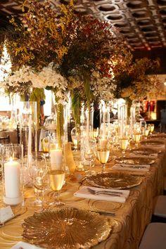 Julia Morgan Ballroom @ San Francisco, CA l Best Tablescape Ideas l San Francisco Wedding Venue #tablescape #tablesetting