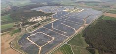 Toul Rosieres Solar Park is the largest photovoltaic power station in France Check out more @ http://www.power-technology.com/projects/toul-rosieres-solar-park