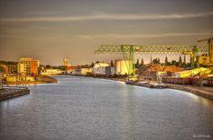 Hafen Osnabrück | digitale fotografie, Jovos.de