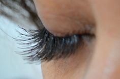 Cat eye glamour eyelashes