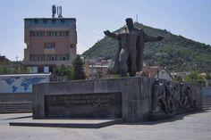 Goce Delchev monument - Strumica (Macedonia)