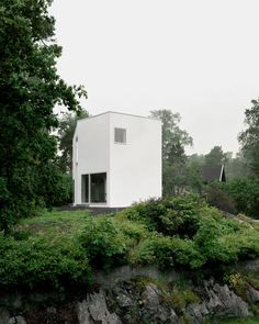 Villa Alta in Stockholm, Sweden by Johannes Norlander Arkitektur