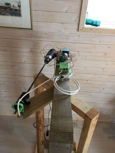 DIY 5.2kW Solar Tracker controlled by Raspberry Pi