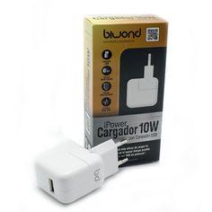Cargador Pared 10W (2.1A) iPower USB tablet