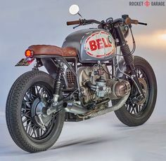 45 Best Ideas of Cafe Racer Motorcycle Designs - Bmw motorrad Bmw Cafe Racer, Moto Cafe, Cafe Bike, Custom Cafe Racer, Cafe Racer Motorcycle, Motorcycle Design, Bmw Scrambler, 125cc Motorbike, Bmw Boxer