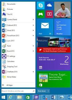Microsoft anuncia retorno do Menu Iniciar e melhorias para Windows 8.1 - http://showmetech.band.uol.com.br/microsoft-anuncia-retorno-menu-iniciar-e-melhorias-para-windows-8-1/