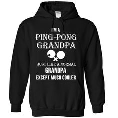#Holidayt-shirts... Cool T-shirts  Worth :$39.00Purchase Now  Low cost Codes View pictures & pictures of Cool ping pong (1) grandpa t-shirts & hoodies:Should you do not completely love our design, you possibly can SEARCH your favourite one through the use of s....