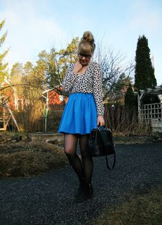 Nelliinan vaatehuone Blog - love her style