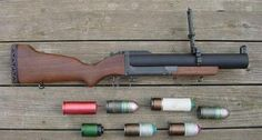 "The Viking Minuteman — bolt-carrier-assembly: M79 ""Blooper"" (feat...."