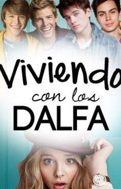Leer Viviendo con los Dalfa #wattpad #novela-juvenil