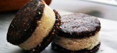 Raw Oreo sušenky