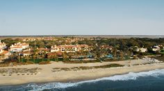 Enchantingly situated on Georgia's Golden Isles, Sea Island is a legendary Forbes Five-Star luxury resort.