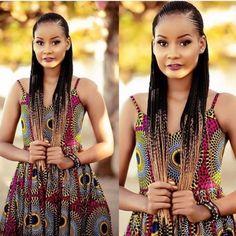50 Amazing Ghana Braids Styles